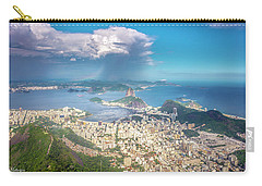Carry-all Pouch featuring the photograph Rio De Janeiro by Andrew Matwijec