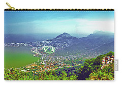 Rio De Janeiro Brazil Panorama Carry-all Pouch