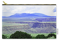 Rio Grande Gorge Carry-all Pouch