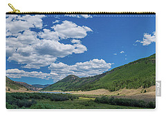 Rio Grande Headwaters #3 Carry-all Pouch