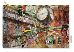 Riot Of Colour Distillery District Carry-all Pouch