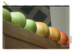 Carry-all Pouch featuring the photograph Ripening by Barbara S Nickerson