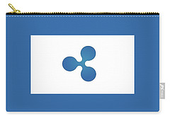 Ripple Coin Carry-all Pouch