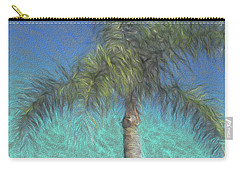 Rippled Palm Carry-all Pouch