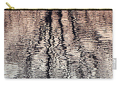 Rippled Reflection Carry-all Pouch