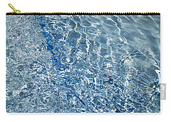Carry-all Pouch featuring the photograph Ripples Of Summer by Robert Knight