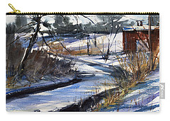 Rippleton Road River Carry-all Pouch by Judith Levins