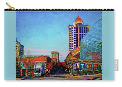 Rise And Shine - Roanoke Virginia Morning Carry-all Pouch