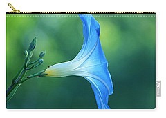 Carry-all Pouch featuring the photograph Rise And Shine by Byron Varvarigos