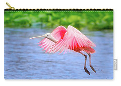 Rise Of The Spoonbill Carry-all Pouch