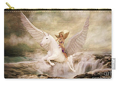 Risen By Sarah Kirk Carry-all Pouch