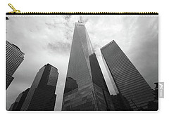 Carry-all Pouch featuring the photograph Risen Out Of The Rubble by John Schneider