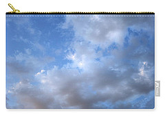 Rising Clouds Carry-all Pouch by Michael Rock