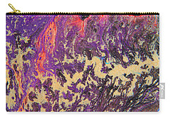 Rising Energy Abstract Painting Carry-all Pouch