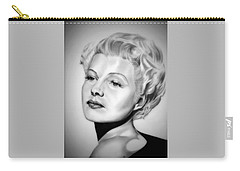 Rita Hayworth Carry-all Pouch by Fred Larucci