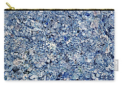 River Reflections Blue Carry-all Pouch