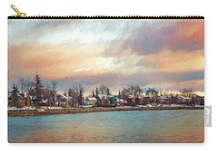River Dream Carry-all Pouch by Celso Bressan