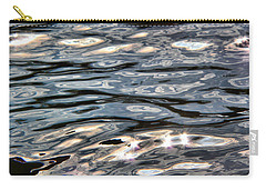 River Flow Reflections Carry-all Pouch