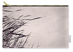 Carry-all Pouch featuring the photograph River Grass by Michelle Calkins