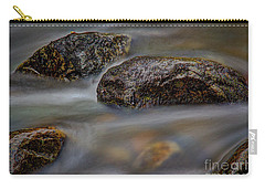 Carry-all Pouch featuring the photograph River Magic 2 by Douglas Stucky