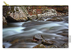 River Magic Carry-all Pouch by Douglas Stucky