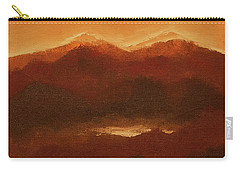 River Mountain View Carry-all Pouch