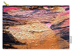 River Of Gold Carry-all Pouch by Stephanie Moore