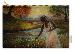 River Of Love  Carry-all Pouch