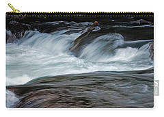 River Rapids Carry-all Pouch