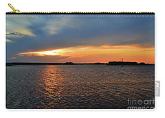 River Road Park Sunset Carry-all Pouch