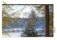 River View Carry-all Pouch by David Patterson