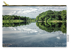 River View Carry-all Pouch by Nicki McManus