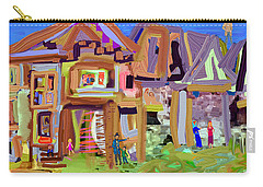 River Village Morning Carry-all Pouch