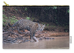 Riverbank Jaguar Carry-all Pouch