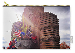 Riverside Cemetery War Memorial Carry-all Pouch