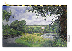 Riverside House And The Cauld Carry-all Pouch