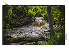 Riverside Carry-all Pouch by Mark Myhaver