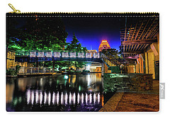 Riverwalk Bridge Carry-all Pouch