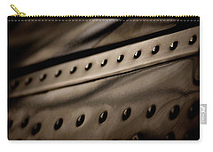 Rivets Carry-all Pouch by Paul Job