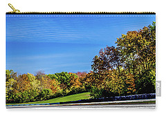Road America In The Fall Carry-all Pouch