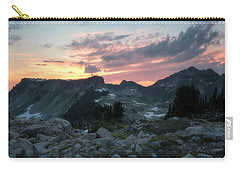 Road To Heather Meadows Carry-all Pouch