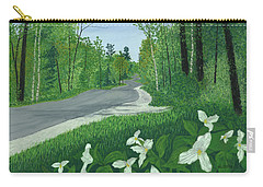 Road To Northport - Spring Carry-all Pouch