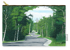 Road To Northport - Summer Carry-all Pouch