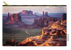Road To Nowhere  Carry-all Pouch by Nicki Frates