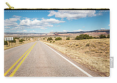 Road To San Ysidro Carry-all Pouch