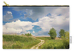 Road To The Sky Carry-all Pouch
