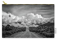Road To The Sky Carry-all Pouch by Peter Tellone