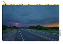 Road To The Storm Carry-all Pouch