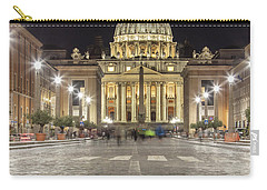 Road To The Vatican  Carry-all Pouch