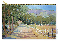 Road To The Vineyard Carry-all Pouch